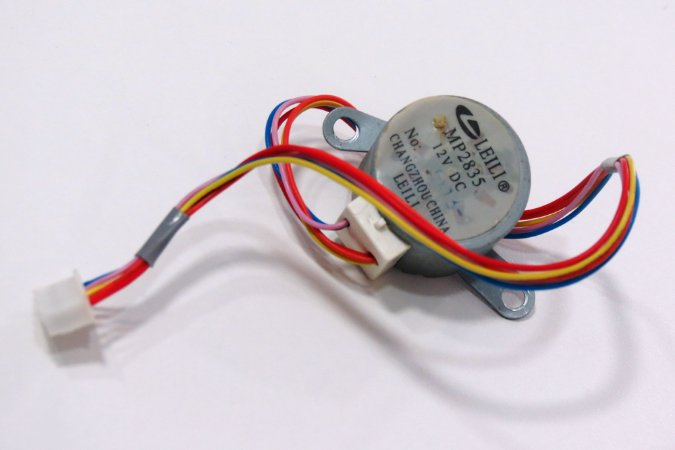 Motor Vanes Midea Eco-Inverter MSC07CRN1