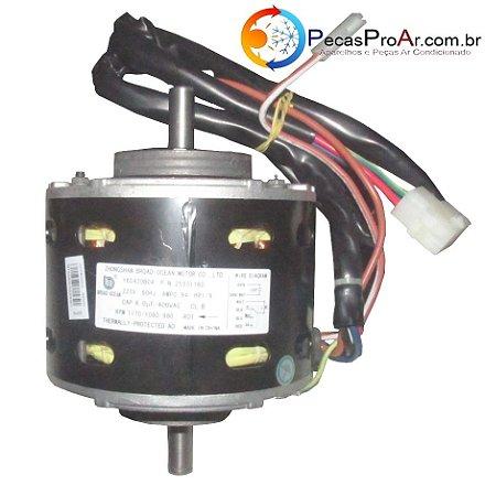 Motor Ventilador Springer SilverMaxi 60Hz 42XQB060515LS