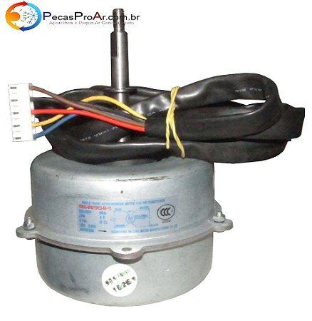 Motor Ventilador Condensadora Midea Eco Inverter Split Hi Wall 22.000Btu/h 38MEQA22M5