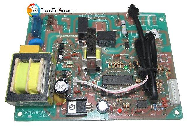 Placa Eletrônica Komeco Princess Split Hi Wall 30.000Btus KOS30QC2LX