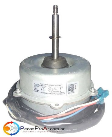 Motor Ventilador Condensadora Midea Estilo Split Hi Wall 28.000Btu/h MSS28CR