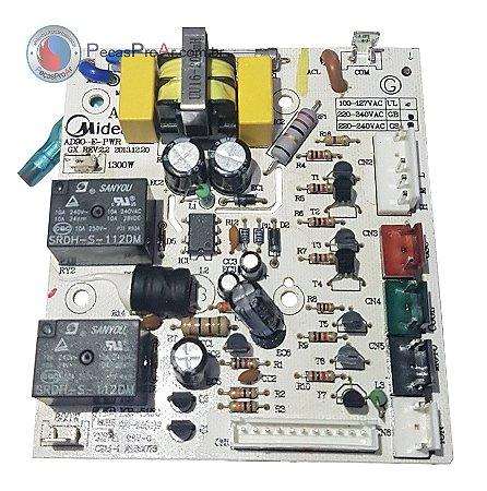 Placa Eletrônica Climatizador Springer Wind SCAQFB1 110V