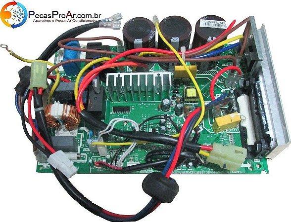 Placa Eletronica Inverter Carrier X-Power Split Hi Wall 22.000Btu/h 38LVCB022515MC