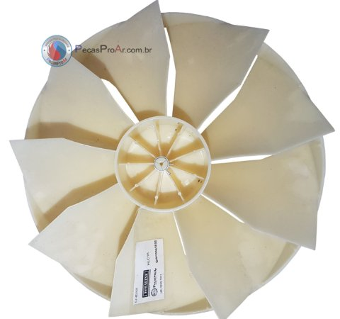 Helice Ar Condicionado Springer Silentia 10000 Btus MQA105RB