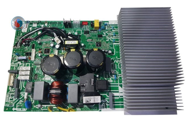 Placa Eletrônica Inverter Midea Liva Split Hi Wall 22.000Btu/h 38VFQA22M5