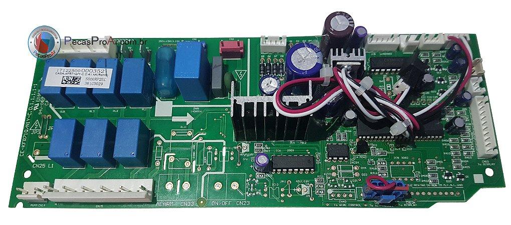 Placa Eletrônica Cassete Carrier 40KWQC24C5