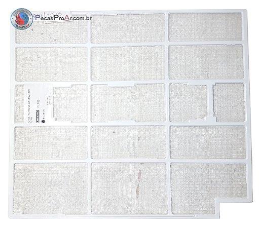 Filtro de Ar Esquerdo Hi Wall Midea Estilo 42MTQB12M5