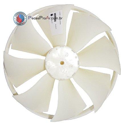 Hélice Ventilador Condensadora Springer Duo QQA075RBB