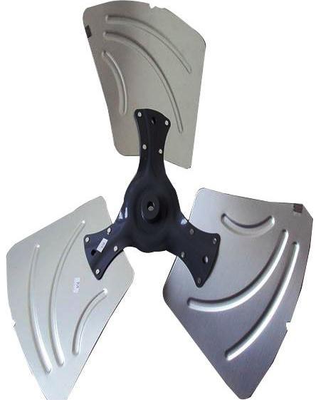 Hélice Ventilador Condensadora Midea Piso Teto MPC48HRV3