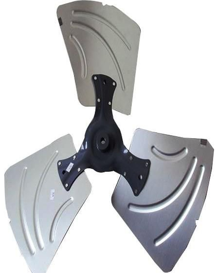 Hélice Ventilador Condensadora Midea Piso Teto MPC60HRV3