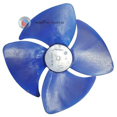 Hélice Ventilador Condensadora Midea 38M3LCA27M5