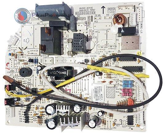 Placa Eletrônica da Evaporadora Carrier Diamond Split Hi Wall 12.000Btu/h 42PFCA012515LC