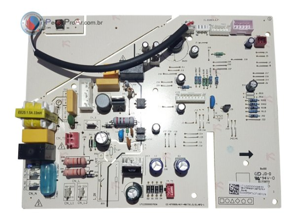Placa Eletrônica Springer Midea Split Hi Wall 30.000Btu/h 42MACA30S5