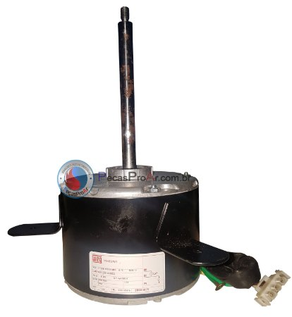 Motor Ventilador Condensadora Springer Split Hi Wall 22.000Btu/h 38XCE022515MS