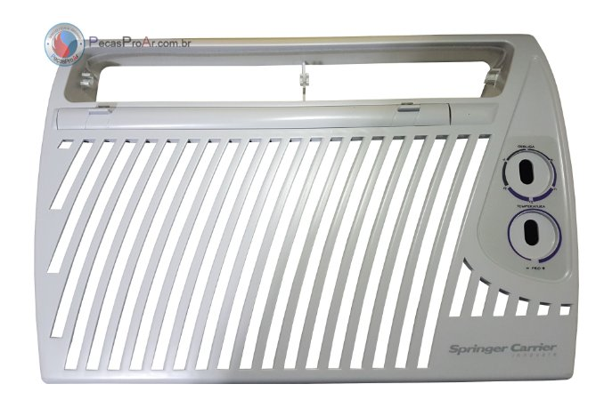 Frente Plastica Com Filtros Carrier Innovare 7.500btu/h Frio