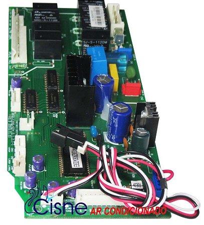 Placa Eletrônica Carrier Cassete 24.000Btus 40KWQB24C5