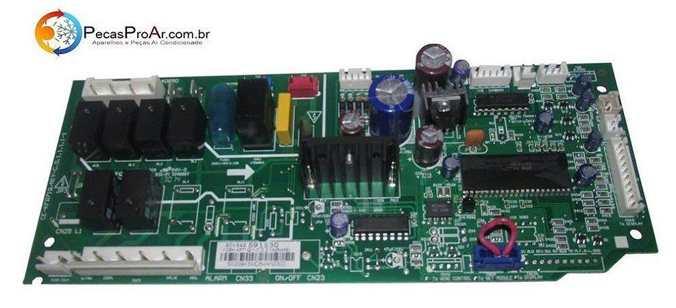 Placa Eletrônica Carrier Cassete 36.000Btu/h 40KWCC36C5