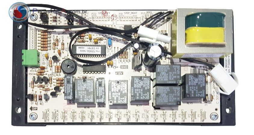 Placa Eletrônica Carrier Versatile 60.000Btu/h 42BQA060510HC