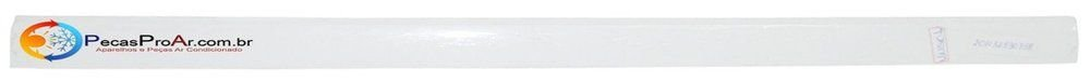 Direcionador De Ar Horizontal Superior Split Springer Admiral 42RYQA012515LA