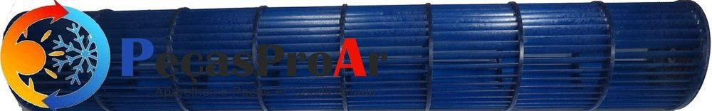 Turbina Ventilador Midea Comfee Split Hi Wall 12.000Btu/h MSM12CR