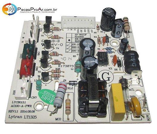 Placa Eletrônica Climatizador de Ar Midea AKAF2 220V