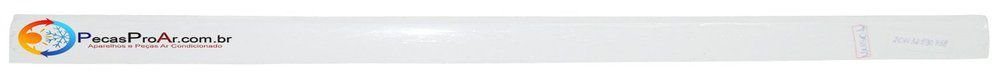 Direcionador De Ar Horizontal Superior Split Midea Estilo MSS28HR