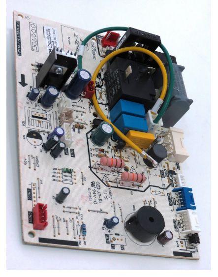 Placa Eletrônica Springer Midea Split Hi Wall 12.000Btu/h 42MAQA12S5