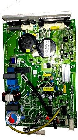 Placa Eletrônica Inverter Midea Liva Split Hi Wall 18.000Btu/h 38VFQA18M5
