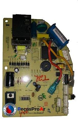 Placa Eletrônica Komeco Princess Split Hi Wall 12.000Btu/h KOS12QC2LX