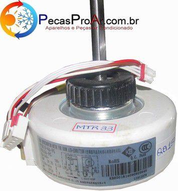 Motor Ventilador Condensadora Midea Estilo Split Hi Wall 18.000Btu/h 38MTQA18M5