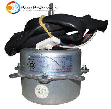 Motor Ventilador Condensadora Midea Eco Inverter Split Hi Wall 12.000Btu/h 38MEQA12M5