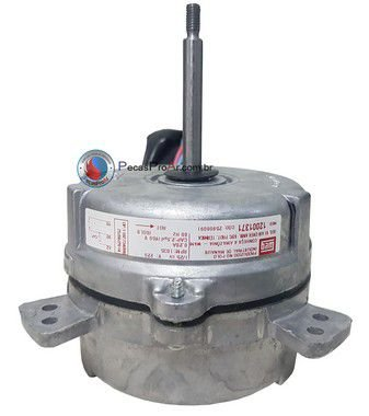 Motor Ventilador Evaporadora Midea Estilo Split Hi Wall 9.000Btu/h MSS09HR