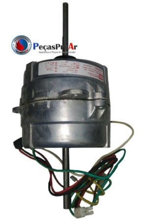 Motor Ventilador Janela Springer Duo 7.500Btu/h QQA075BBB