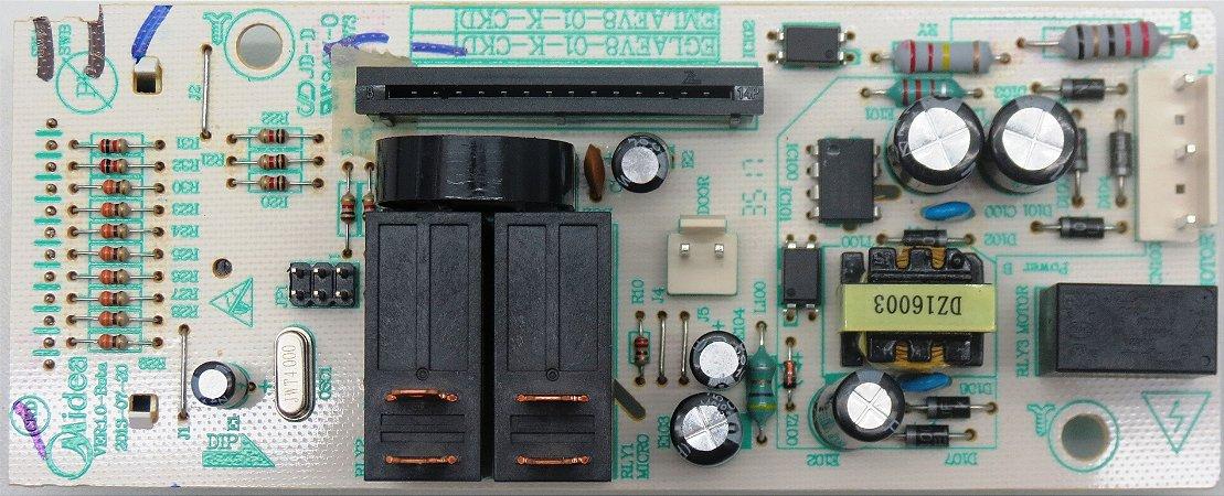 Placa Eletrônica Micro-ondas Midea Liva Espelhado 30 Litros MTAEG41