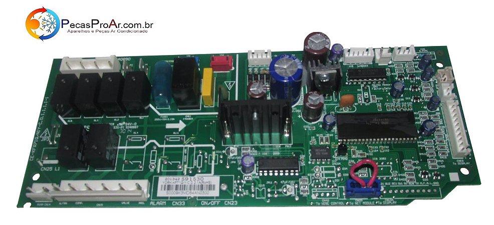 Placa Eletrônica Cassete Carrier 40KWCC18C5
