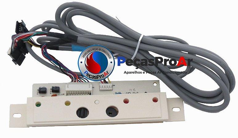 Placa Display Midea Piso Teto 48.000Btu/h  MPE148CRV7