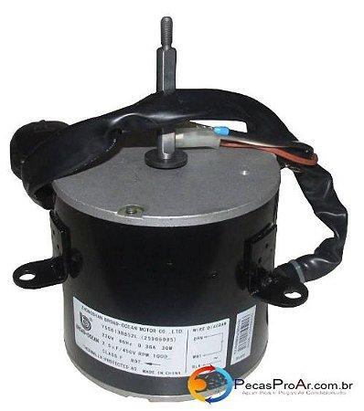 Motor Ventilador Condensadora Springer Admiral Split Hi Wall 7.000Btu/h 38KQG07A5