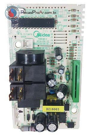 Placa Eletrônica Forno Micro-ondas Midea 25L  MM-39TB2VS