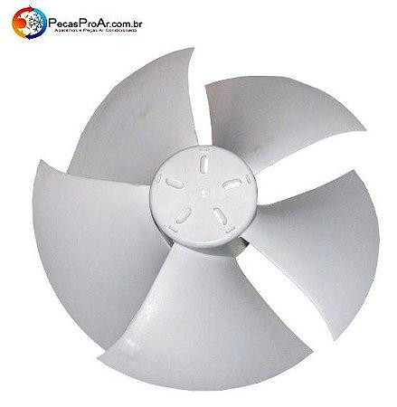 Hélice Ventilador Condensadora Midea 22000btus 38KCR22M5