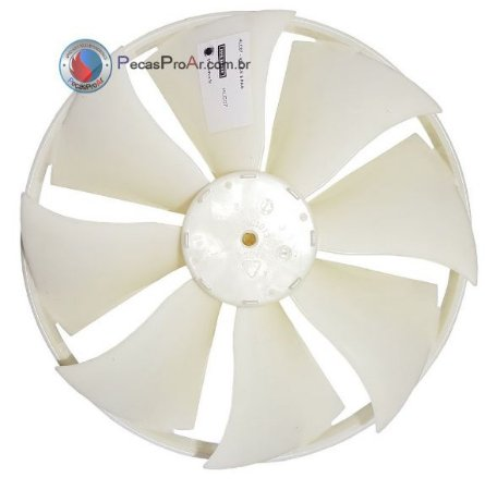 Hélice Ventilador Springer Midea Mecânico 7000btus QCI078BB