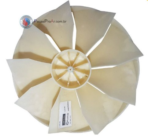 Helice Ar Condicionado Springer Silentia 7500 Btus FCA075RB