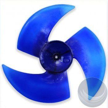 Hélice Ventilador Condensadora Midea  18000Btus 38MVQA18M5