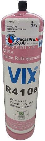 Gás refrigerante Vix R410A 750GR