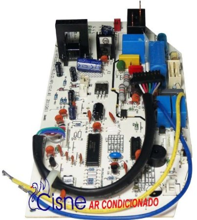 Placa Eletrônica Midea Split Hi Wall 7.000Btus EMSM07HR