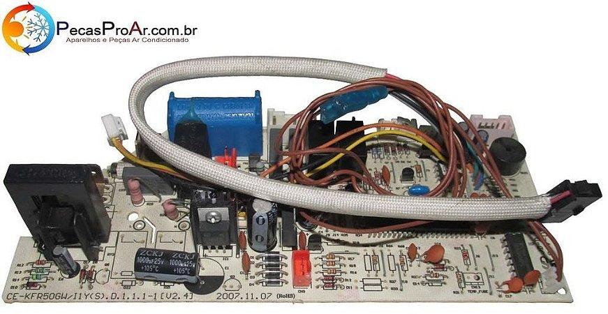 Placa Eletrônica Springer Maxiflex Split Hi Wall 18.000Btus 42MQA018515LS