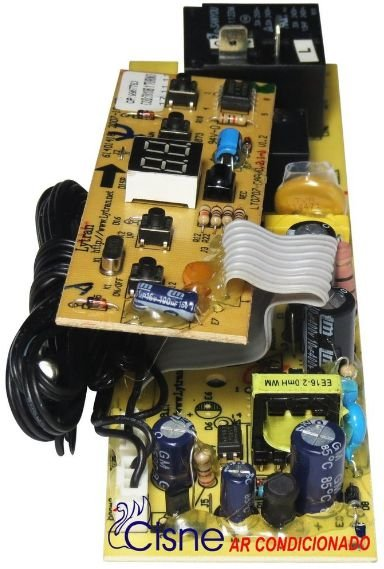 Placa Eletrônica Janela Springer 7.000Btus QQA075RB