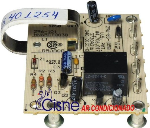 Placa Eletrônica da Condensadora Carrier EcoSplit 15TR 38ESA15386S