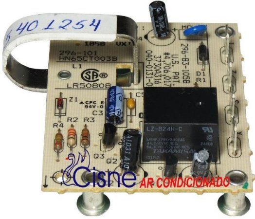 Placa Eletrônica Carrier Self New Generation Módulo Trocador Condensação de ar 7.5TR 40BXB08386S