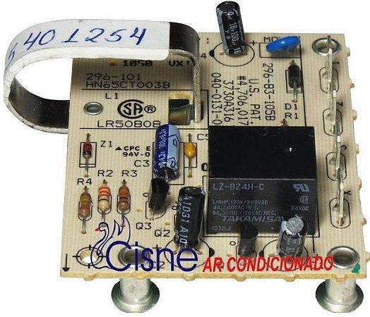 Placa Eletrônica Carrier Self New Generation Módulo Trocador Condensação de ar Remoto 7.5TR 40BZA08386TP