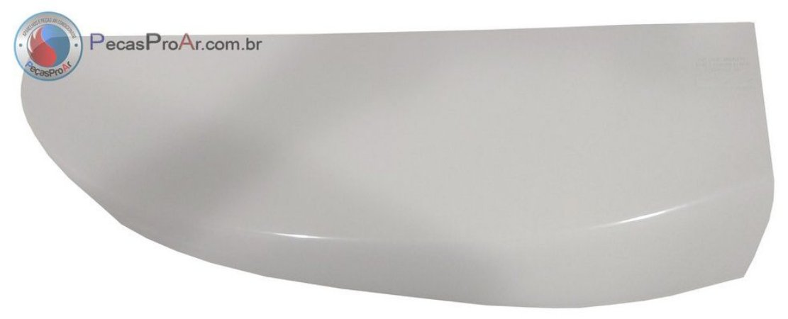 Lateral Direita Ar Condicionado Carrier Piso Teto 60.000Btu/h 42XQC060515LC